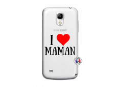 Coque Samsung Galaxy S4 Mini I Love Maman