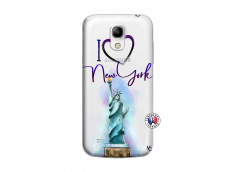 Coque Samsung Galaxy S4 Mini I Love New York