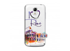 Coque Samsung Galaxy S4 Mini I Love Rome