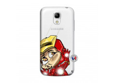 Coque Samsung Galaxy S4 Mini Iron Impact