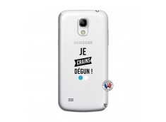 Coque Samsung Galaxy S4 Mini Je Crains Degun