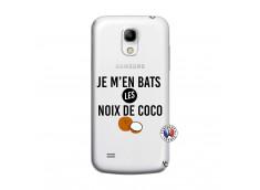 Coque Samsung Galaxy S4 Mini Je m'en bats Les Noix De Coco