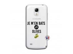 Coque Samsung Galaxy S4 Mini Je M En Bas Les Olives