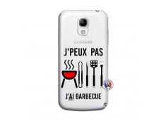 Coque Samsung Galaxy S4 Mini Je Peux Pas J Ai Barbecue