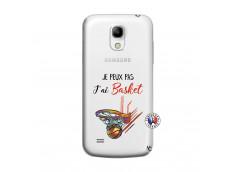 Coque Samsung Galaxy S4 Mini Je Peux Pas J Ai Basket