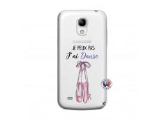 Coque Samsung Galaxy S4 Mini Je peux pas j'ai danse