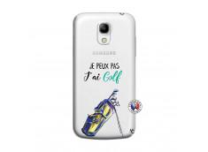 Coque Samsung Galaxy S4 Mini Je Peux Pas J Ai Golf