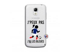 Coque Samsung Galaxy S4 Mini Je Peux Pas J Ai Les Bleues Maillot