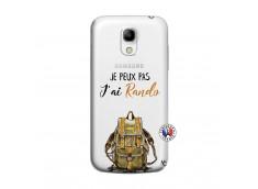 Coque Samsung Galaxy S4 Mini Je Peux Pas J Ai Rando