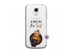 Coque Samsung Galaxy S4 Mini Je Peux Pas J Ai Soif