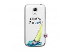 Coque Samsung Galaxy S4 Mini Je Peux Pas J Ai Voile