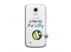 Coque Samsung Galaxy S4 Mini Je Peux Pas J Ai Volley