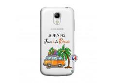 Coque Samsung Galaxy S4 Mini Je Peux Pas Je Suis A La Retraite
