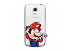 Coque Samsung Galaxy S4 Mini Mario Impact