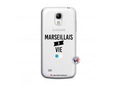 Coque Samsung Galaxy S4 Mini Marseillais à Vie