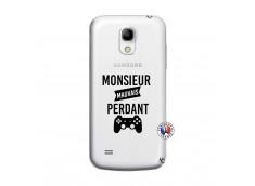 Coque Samsung Galaxy S4 Mini Monsieur Mauvais Perdant