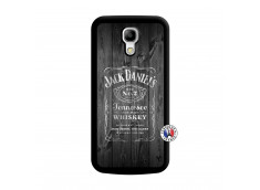 Coque Samsung Galaxy S4 Mini Old Jack Noir