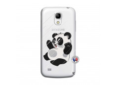 Coque Samsung Galaxy S4 Mini Panda Impact