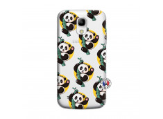 Coque Samsung Galaxy S4 Mini Pandi Panda