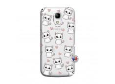 Coque Samsung Galaxy S4 Mini Petits Chats