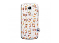 Coque Samsung Galaxy S4 Mini Petits Renards