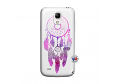 Coque Samsung Galaxy S4 Mini Purple Dreamcatcher