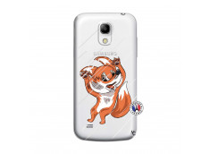 Coque Samsung Galaxy S4 Mini Fox Impact