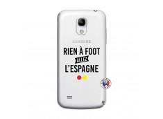 Coque Samsung Galaxy S4 Mini Rien A Foot Allez L'Espagne