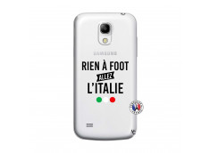 Coque Samsung Galaxy S4 Mini Rien A Foot Allez L'Italie