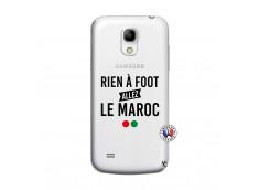 Coque Samsung Galaxy S4 Mini Rien A Foot Allez Le Maroc