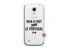 Coque Samsung Galaxy S4 Mini Rien A Foot Allez Le Portugal