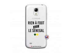 Coque Samsung Galaxy S4 Mini Rien A Foot Allez Le Senegal