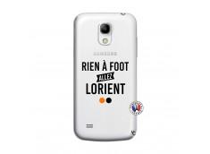 Coque Samsung Galaxy S4 Mini Rien A Foot Allez Lorient