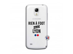 Coque Samsung Galaxy S4 Mini Rien A Foot Allez Lyon
