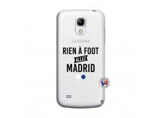 Coque Samsung Galaxy S4 Mini Rien A Foot Allez Madrid
