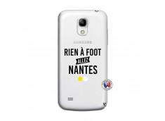 Coque Samsung Galaxy S4 Mini Rien A Foot Allez Nantes