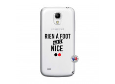 Coque Samsung Galaxy S4 Mini Rien A Foot Allez Nice