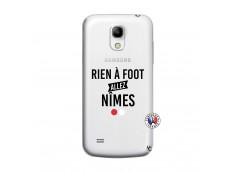 Coque Samsung Galaxy S4 Mini Rien A Foot Allez Nimes