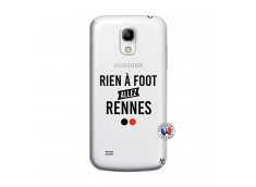 Coque Samsung Galaxy S4 Mini Rien A Foot Allez Rennes