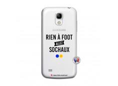 Coque Samsung Galaxy S4 Mini Rien A Foot Allez Sochaux