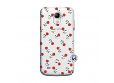 Coque Samsung Galaxy S4 Mini Rose Pattern