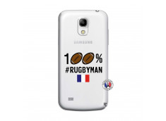 Coque Samsung Galaxy S4 Mini 100% Rugbyman