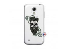 Coque Samsung Galaxy S4 Mini Skull Hipster