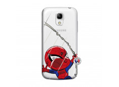 Coque Samsung Galaxy S4 Mini Spider Impact