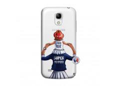 Coque Samsung Galaxy S4 Mini Super Maman Et Super Bébé