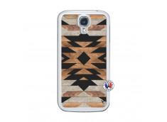 Coque Samsung Galaxy S4 Aztec Translu