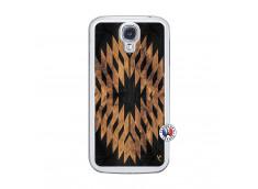 Coque Samsung Galaxy S4 Aztec One Motiv Translu