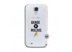 Coque Samsung Galaxy S4 Bandes De Moldus
