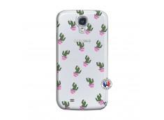 Coque Samsung Galaxy S4 Cactus Pattern