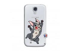 Coque Samsung Galaxy S4 Dog Impact